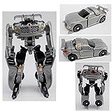 Transformation Autobot Glance Robot Vehicle Kids Boys Action Figures Minifigure Toy Gift