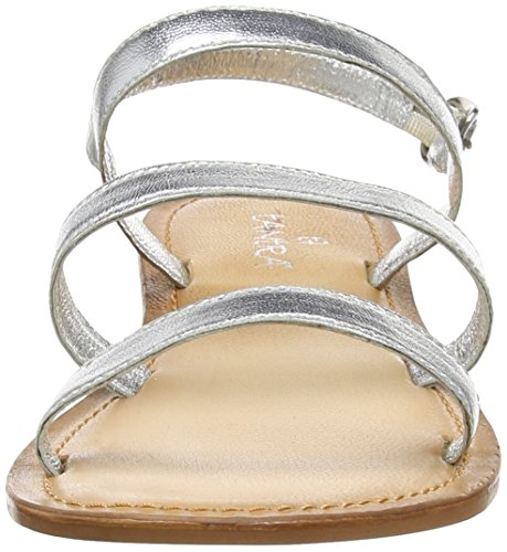 Tantra Strap  Sandals - Sandalias para mujer Silver