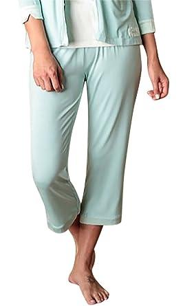 Faceplant Dreams Dreamwear Bamboo Capri Pants at Amazon Women s Clothing  store  a43a57c0f