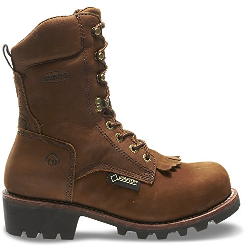 - Wolverine Chesapeake Waterproof Steel-Toe 8