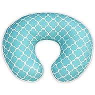 Boppy Pillow Slipcover, Classic Plus Trellis Turquoise...