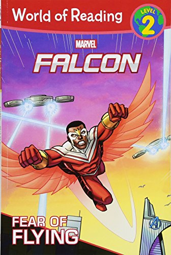 World of Reading:Falcon Fear of Flying (Level 2 Early -