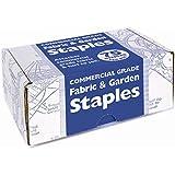 Easy Gardener 815 75-Count Fabric and Garden Staples