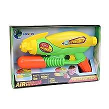 Lanpet Super Water Combat Guns Air Pressure Soaker Beach Activity Toys for Kids Summer Joker Soaker E001