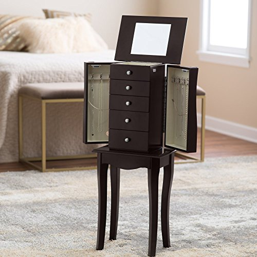 Finley Home Cora Jewelry Armoire