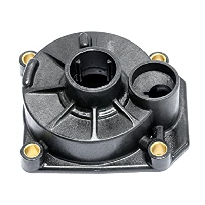 Createshao Outboard Water Pump Impeller for Johnson Evinrude Boat Engine 18-3454 438592 433548 433549 777805 40HP 50HP: Automotive