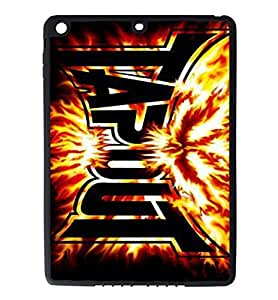 iPad Air Rubber Silicone Case - Tapout MMA UFC Fighting