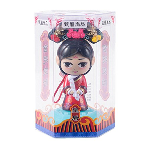 Christmas Gift,Chinese Opera Face Changing Doll Sichuan Opera Figure Toy by Dacawin (Chinese Opera Dolls)