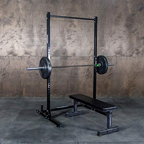 Squat Rack Pullup Footprint Weightlifting product image