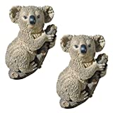 Cheap Design Toscano The Climbing Koala Sculpture (Set of 2)