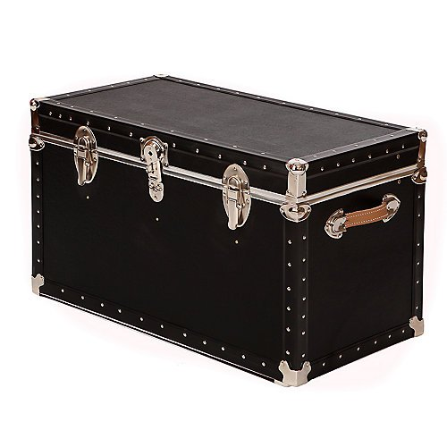 Budco Biltmore Deluxe All Purpose Wooden Tack Trunk Deluxe Tack