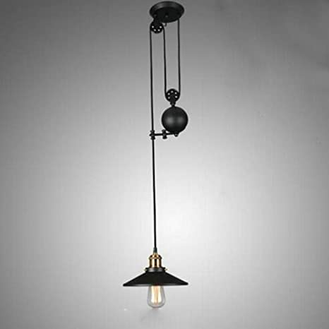 Retro Hanglamp Vintage.Dpg Lighting Vintage Pendant Lights Fixtures Hanglamp Pulley