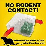 d-Con Disposable Corner Fit Mouse Poison Bait