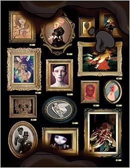 Book Dark Inspiration: Grotesque Illustrations, Art and Design