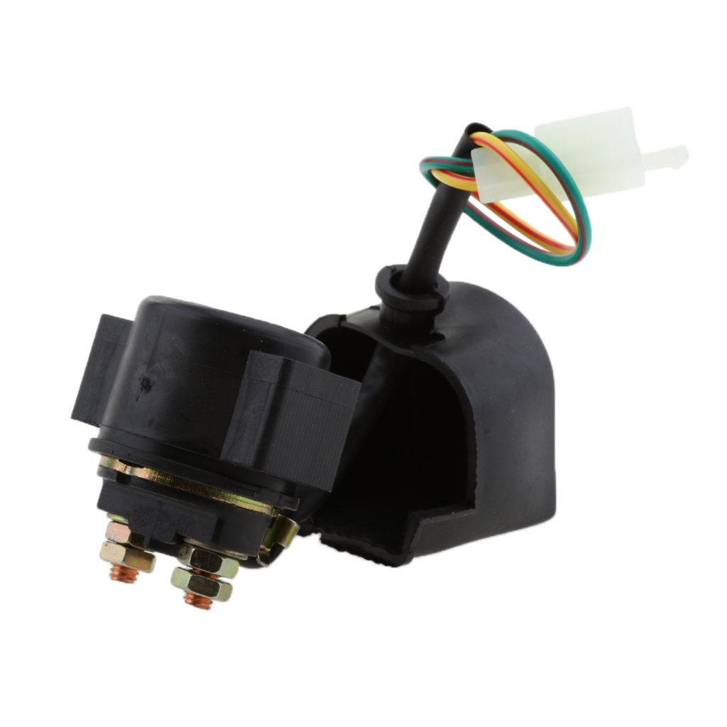 MonkeyJack Car Starter Solenoid Relay for Yamaha XS-360 XS400 XS-400R Maxim Heritage XS-500 a20915bbafcf0414a1cc436cfad211c3