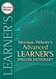 Merriam-Webster's Advanced Learner's English Dictionary, Merriam-Webster, Inc. Staff, 0877795517