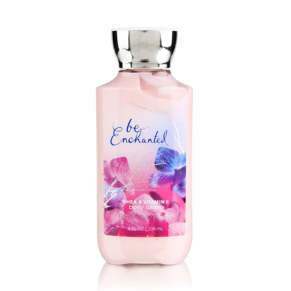 Bath and Body Works Be Enchanted Lotion 8 Ounce Signature Collection