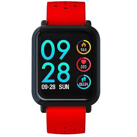 Cebbay Ip68 Bluetooth Smartwatch para Mujeres Hombres CóModo ...