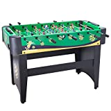 Pinty Foosball Table 48''/50''/55'' Competition Sized Soccer Game...