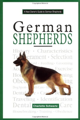 A New Owner's Guide to German Shepherds (JG Dog)