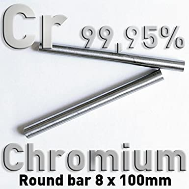 reference samples materials science material testing metallurgy Aluminium bronze round rods of pure metals 8 x 100 mm for the comparative analysis of material properties