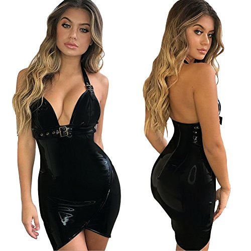 mesh bandeau dress - 6
