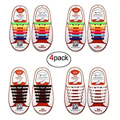 Tieless Shoelaces Fit for Most Shoes, like Sneaker Shoes, Men Shoes, Women shoes, Kids Shoes and so on Why Oumers:  Oumers INC. mainly engaged in the development and export of outdoor products. Products of high quality, stylish design.  Oume...