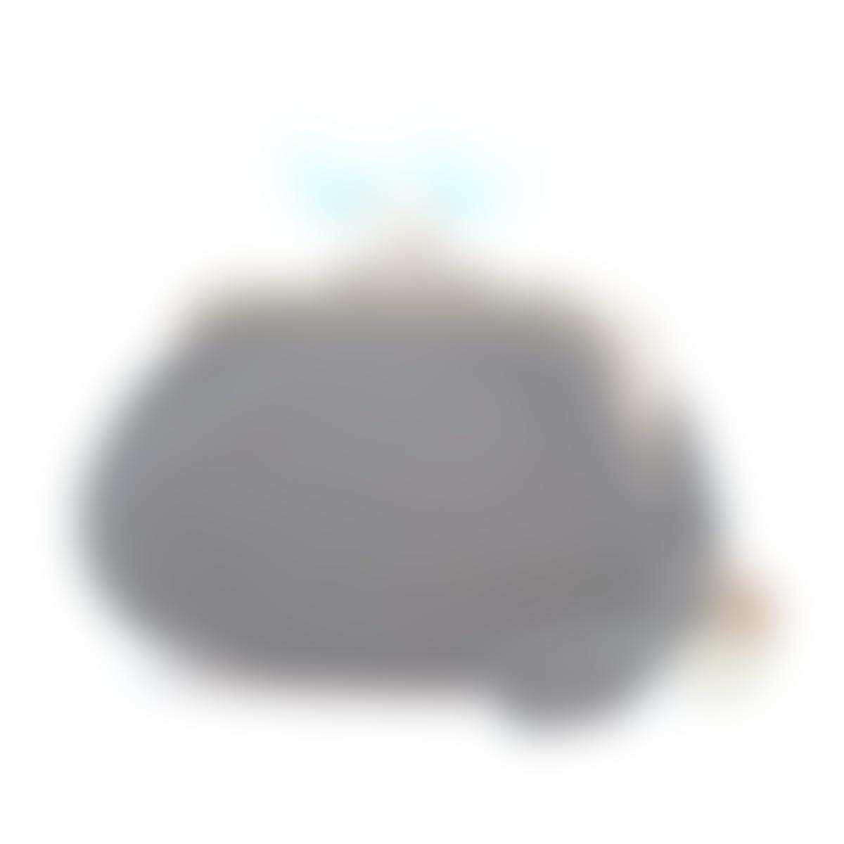 Monedero crochet negro y boquilla de bolas azules: Amazon.es ...