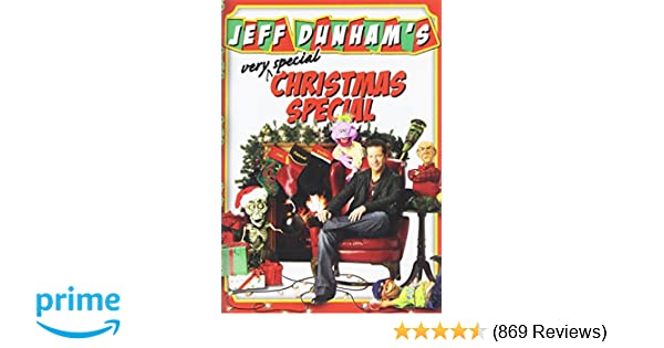 Amazon com: Jeff Dunham's Very Special Christmas Special: Jeff
