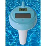 Ambient Weather F007PF 8-Channel Wireless Pool and Spa Remote Sensor for WS-07, WS-08, WS-09 Weather Stations