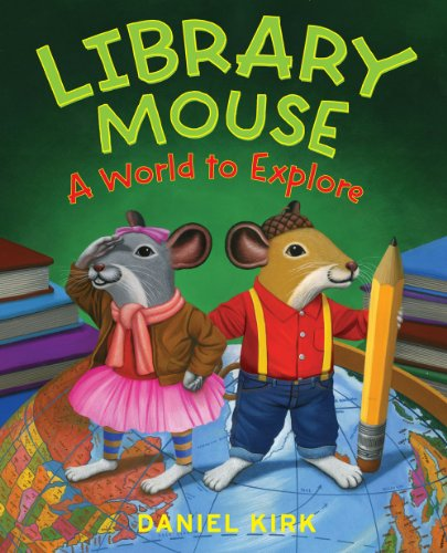 Library Mouse: A World to Explore ()