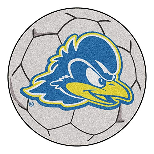 - Fan Mats University of Delaware Soccer Ball Rug