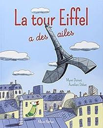 La tour Eiffel a des ailes par Doinet
