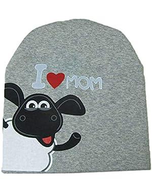 Fashion Cute Toddler Infant Baby Kids Boy Girl Soft Warm Hat Cap Beanie Cotton