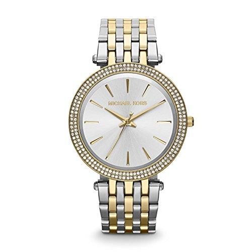 Michael Kors MK3215 - Women's Watch, Stainless Steel inox, Color: multiColor