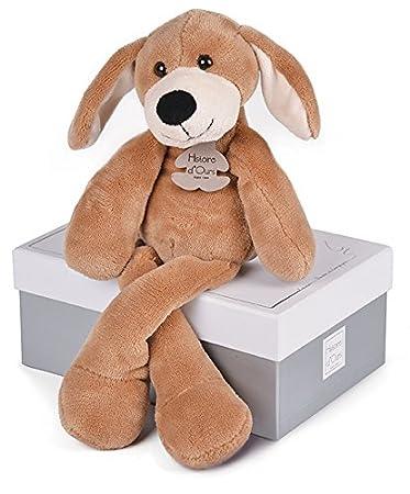 HISTOIRE DOURS - HO2309 Large Velour Sweety Dog
