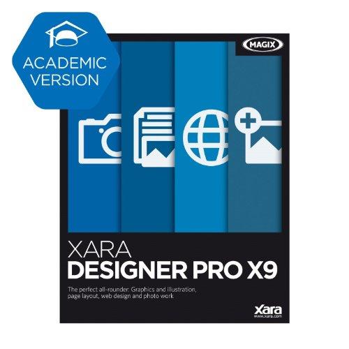 Xara Designer Pro X9 (Academic Version) [Download] by MAGIX