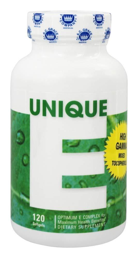 Unique E,  120 Capsules