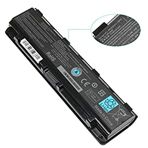 SOLICE® New Pa5024u-1BRS Laptop Battery for Toshiba Satellite Pa5026u-1BRS Pa5025u-1BRS Pa5027u-1BRS Ppa5109u-1BRS Pabas259 Pabas260 Pabas262 Pabas263a5023u-1BRS-12 Months Warranty