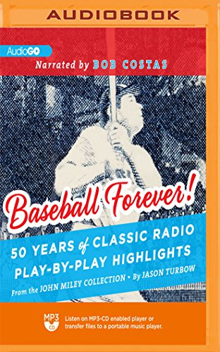 Baseball Forever! by Blackstone on Brilliance Audio