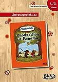 Literaturprojekt zu Janosch: Oh, wie schön ist Panama: 1./2. Kl