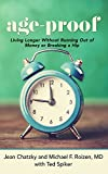img - for age-proof: How to Live Longer Without Breaking a Hip, Running Out of Money, or Forgetting Where You Put It - The 8 Secrets (Thorndike Large Print Lifestyles) book / textbook / text book