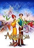 ANASTASIA (1997) Original Authentic Movie Poster 27x40 - Dbl-Sided -Meg Ryan - John Cusack - Christopher Lloyed - Angela Lansbury