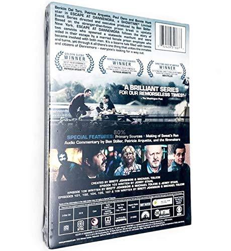 Escape at Dannemora DVD (3-Disk Set)