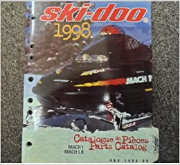 1998 ski doo shop manual