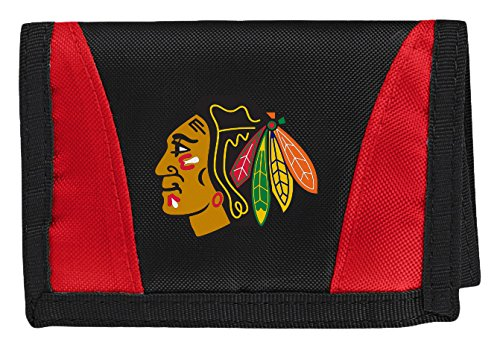 The Northwest Company Officially Licensed NHL Chicago Blackhawks Chamber Wallet