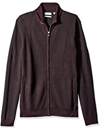 Men's Merino Sweater Full Zip