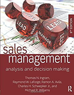Sales management building customer relationships and partnerships sales management analysis and decision making fandeluxe Images
