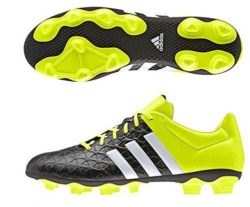 gelb Calcio core Control Adidas Fxg Yellow Black White Entry ftwr Uomo solar Giallo Scarpe Da qpnz1w8nx