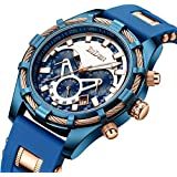 Watch Men's Watches Fashion Casual Business Design Waterproof Quartz Analog Calendar Wrist Watch for Man